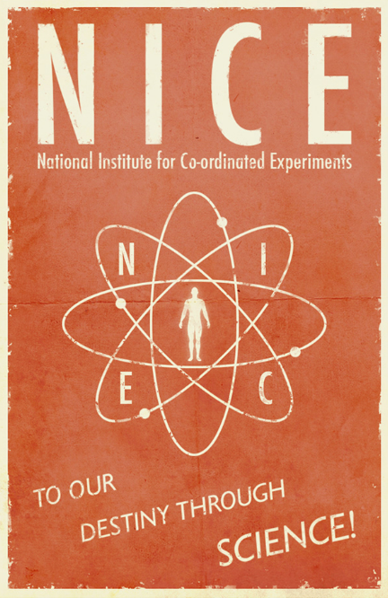 NICE - National Institute for Coordinated Experiments
